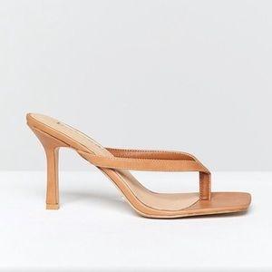 Billini nude heels